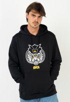 rvca-hoodies-roberto-snake-black-vorderansicht-0446017