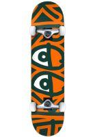krooked-skateboard-komplett-big-eyes-ii-orange-green-vorderansicht-0162261