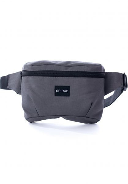 Spiral Hip-Bags Active Bum Bag grey vorderansicht 0169099