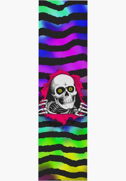 Powell-Peralta Griptape Ripper Tie Dye white vorderansicht 0142411
