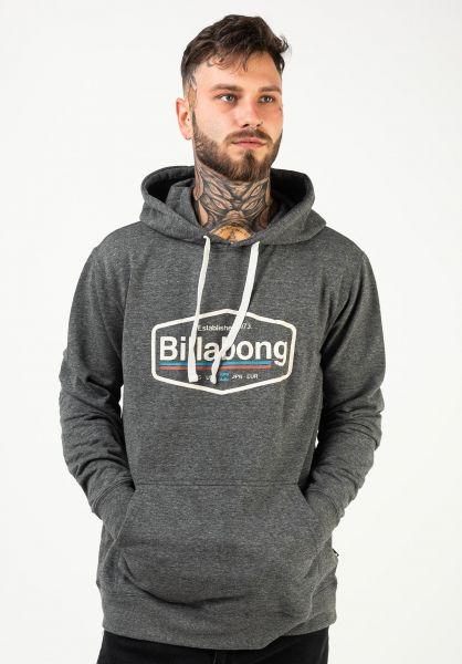 Billabong Hoodies Montana black vorderansicht 0446098