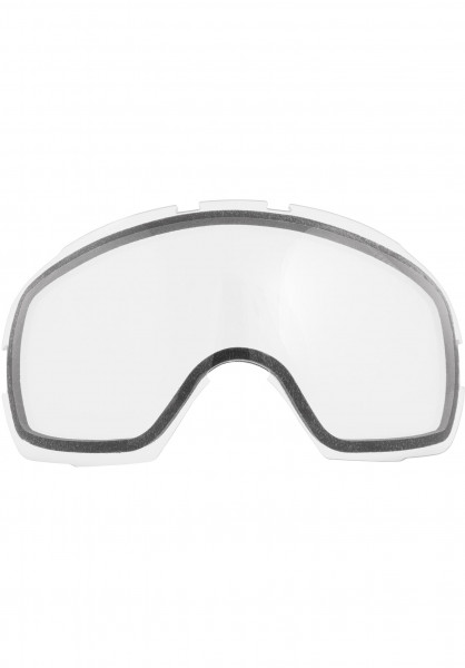 TSG Snowboard-Brille Replacement Lens Goggle One clear Vorderansicht