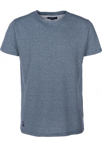 Mahagony T-Shirts Sweet slate Vorderansicht