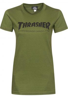 Thrasher Skate Mag Girls