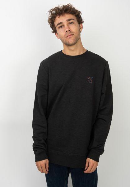 Forvert Sweatshirts und Pullover Push black vorderansicht 0422639