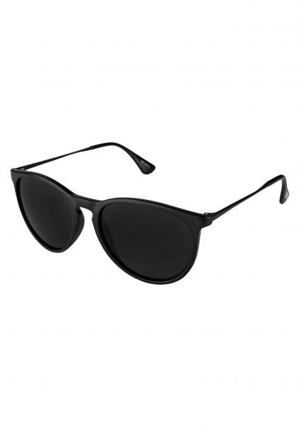 TITUS Sonnenbrillen Tiv black-black-black Vorderansicht