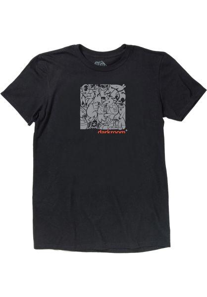 Darkroom T-Shirts Angel Dust black vorderansicht 0383785