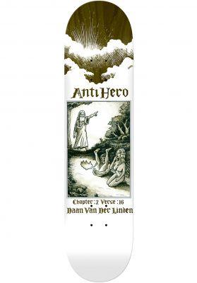 Anti-Hero Daan Book Of Antihero