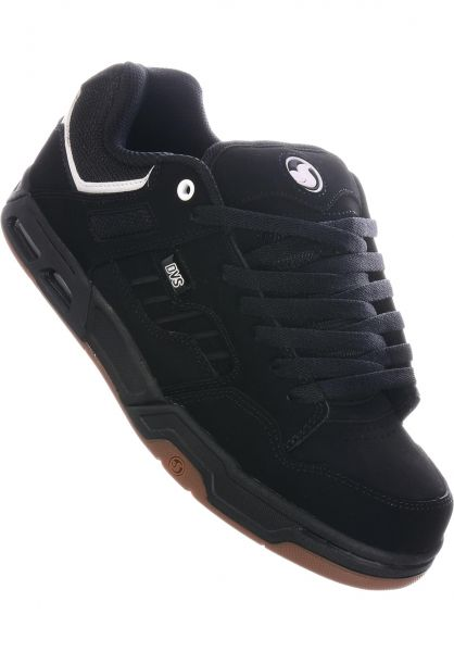 DVS Alle Schuhe Enduro Heir black-black vorderansicht 0602491