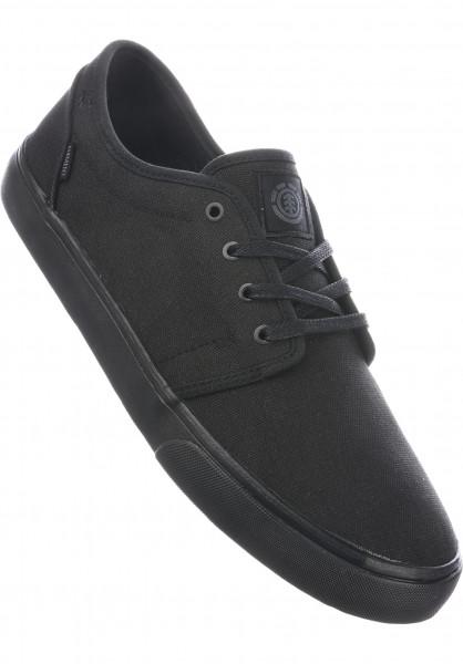Element Alle Schuhe Darwin black-black Vorderansicht