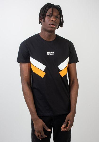 iriedaily T-Shirts Prime black vorderansicht 0320400