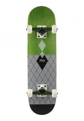 TITUS Kinder Skateboard komplett Rhombus Horizo Premium Mini