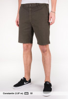 iriedaily Shorts Love City olive Vorderansicht