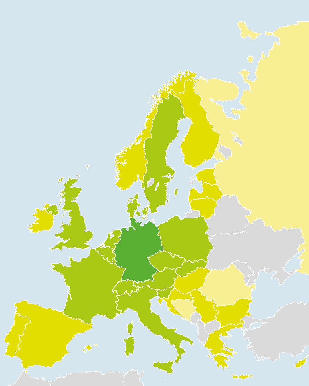 Versandkarte_Europa