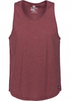 Element Tank-Tops Basic oxbloodheather Vorderansicht