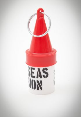 Dark Seas Buoy Keychain