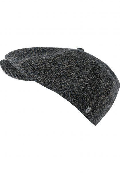 Brixton Hüte Brood black-washednavy vorderansicht 0580161