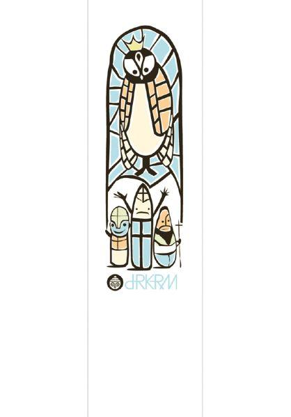 Darkroom Griptape Deacons white-multicolored vorderansicht 0142448
