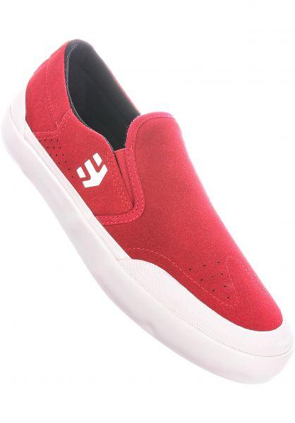 etnies Alle Schuhe Marana Slip XLT x Michelin red-white vorderansicht 0604949