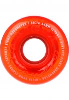 Ricta Rollen Clouds 78A clear-red Vorderansicht