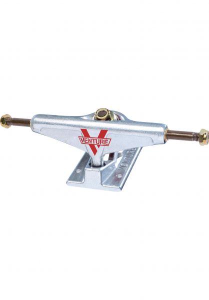 Venture Achsen 5.8 High silver vorderansicht 0120937