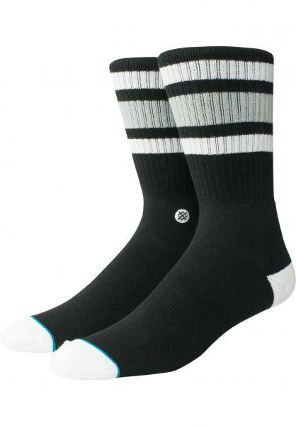 Stance Socken Boyd 4 black Vorderansicht