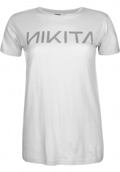 Tee Nikita Donna White Dusk Da T Quartz In Titus Shirt 6EffwBqd