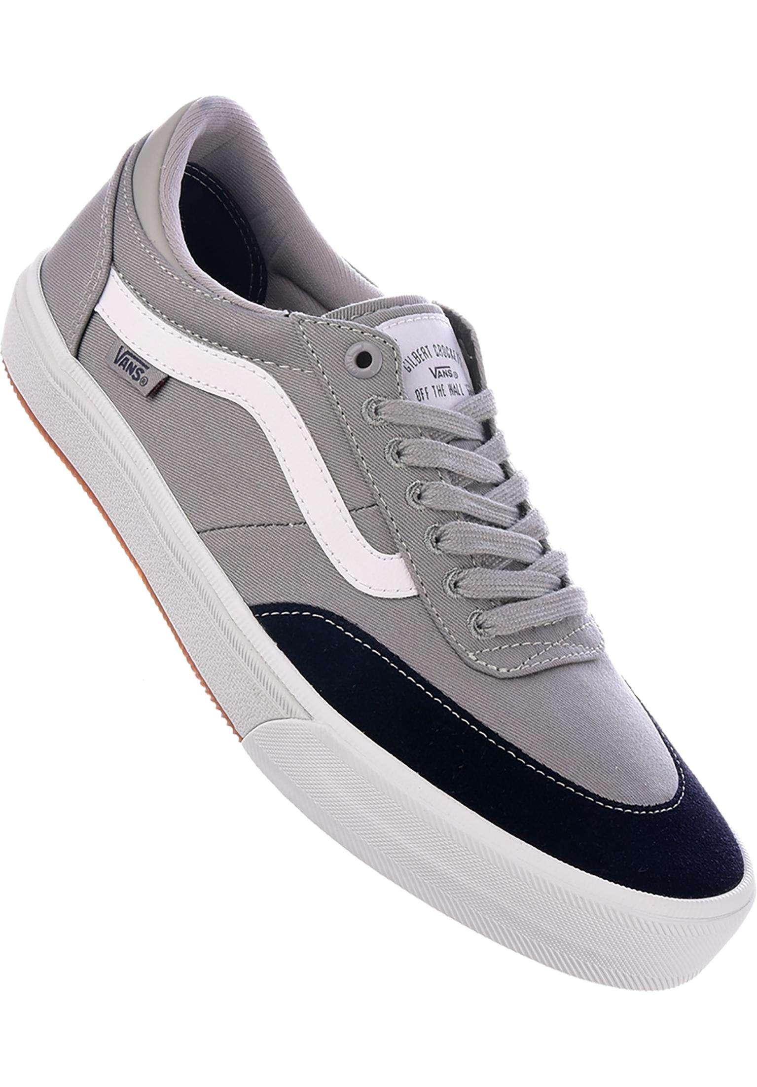 fb1709c59ed Gilbert Crockett Pro 2 Vans All Shoes in alloy-night for Men