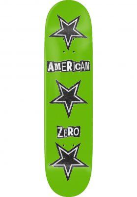 Zero Skateboard Decks American Zero Ransom Note R7