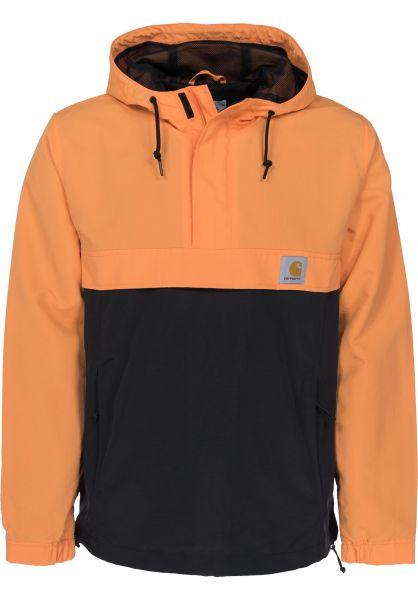 Carhartt jacke orange