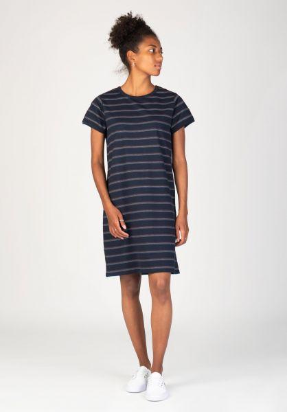 TITUS Kleider Ninetta multi-striped vorderansicht 0801362