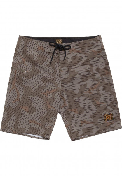 Dark Seas Beachwear Blackwall camo Vorderansicht