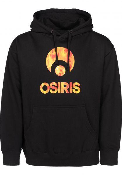 Osiris Hombre Black Firestorm In Capucha Für Corporate Sudaderas Con TdfqHxKw8