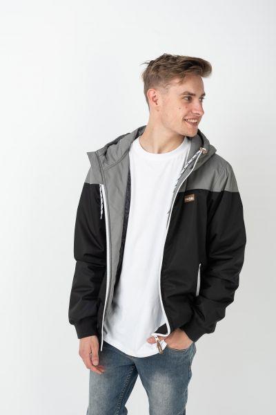 iriedaily Winterjacken Insulaner Jacket charcoal vorderansicht 0503441