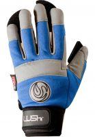 Lush Handschoner Freeride Gloves blue Vorderansicht
