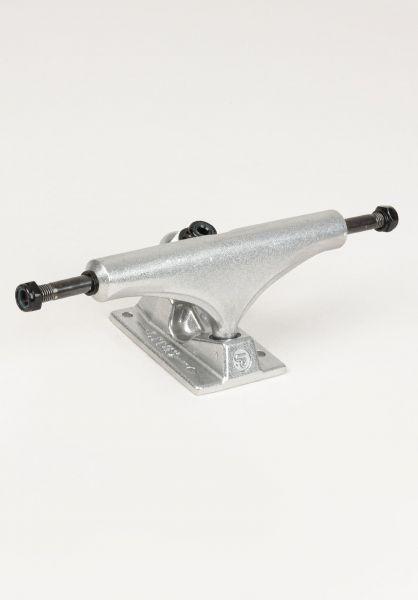 TITUS Achsen 5.75 High Lites silver vorderansicht 0121598