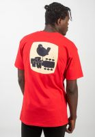 huf-t-shirts-x-woodstock-staff-red-vorderansicht-0320647