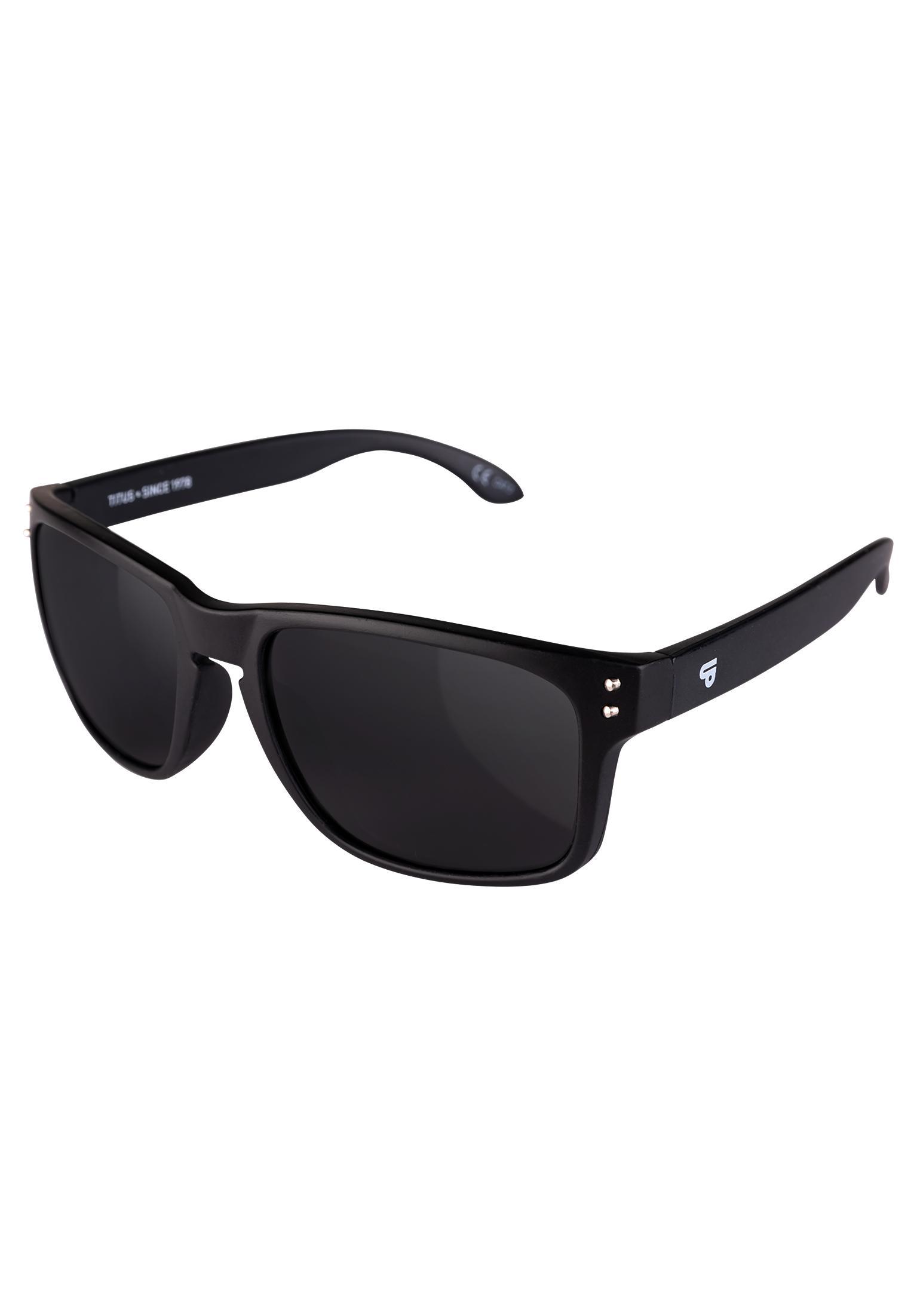 8cd9da92ee2a LIS TITUS Sonnenbrillen in black-black-black für Herren | Titus