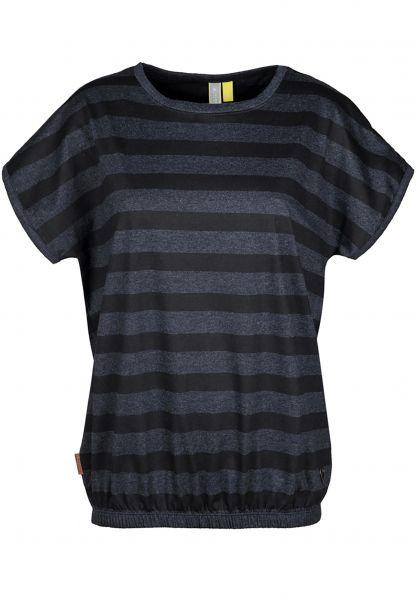 alife and kickin T-Shirts Sun moonless-stripes vorderansicht 0399919