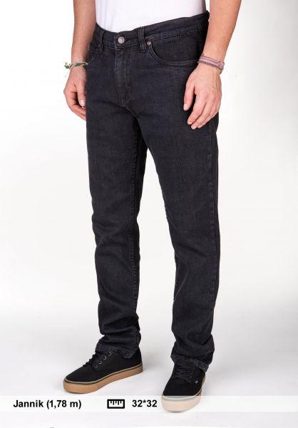 TITUS Jeans Taper Fit black-vintage vorderansicht 0540982