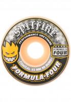 Spitfire-Rollen-Formula-Four-Conical-Yellow-99A-white-Vorderansicht
