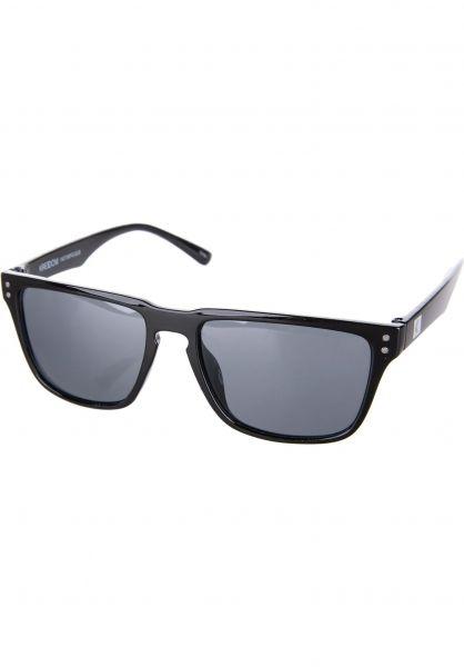 Kreedom Sonnenbrillen Inconspicuous glossblack-smoke Vorderansicht