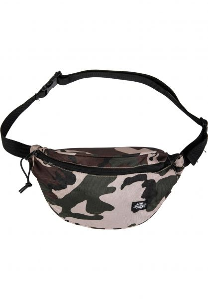 Dickies Hip-Bags High Island camouflage vorderansicht 0169101