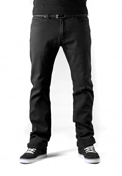 Reell Jeans Razor black-black Vorderansicht
