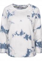 RVCA Sweatshirts und Pullover Clouded Fleece horizonblue Vorderansicht