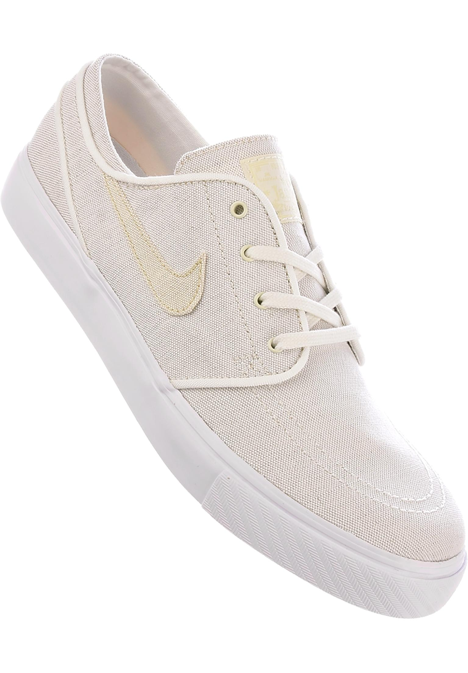 6285c1b151 Zoom Stefan Janoski Deconstructed Nike SB All Shoes in sail-fossil for Men