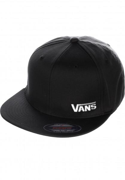 Vans Caps Splitz black Vorderansicht