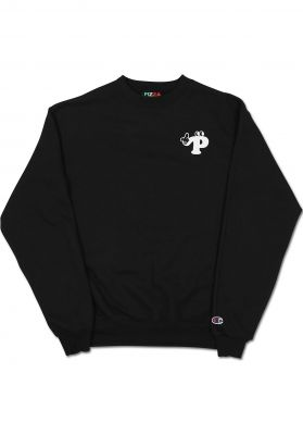 Pizza Skateboards Watch Your Step 2 Champion Crewneck