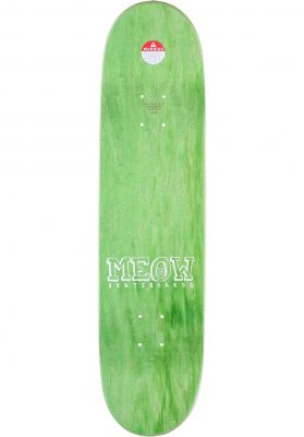 Meow Skateboards Logo