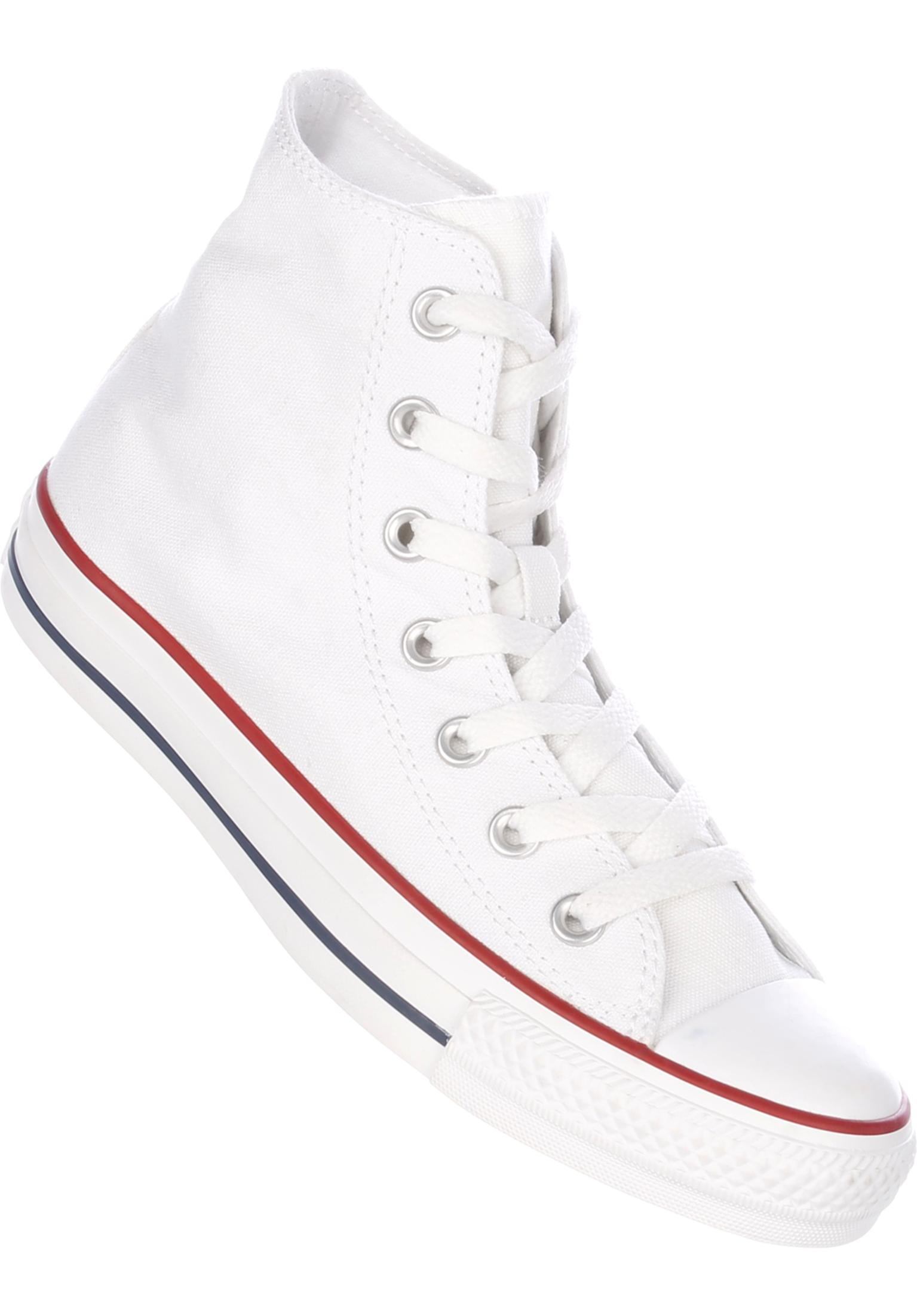 Chuck Taylor Allstar Hi Converse All Shoes in white for Men